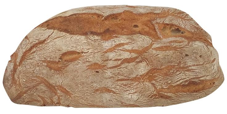 Ciabatta cotta a legna Panificio Donatelli al kg