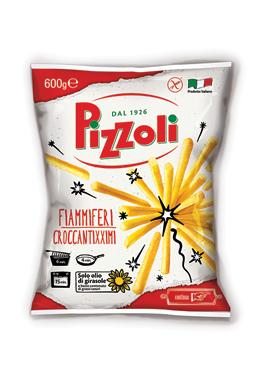 Patate fiammifero Pizzoli 600 g
