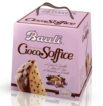 Panettone/Pandoro Ciocosoffice Bauli 750 g