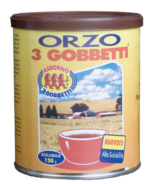 Orzo solubile 3 Gobbetti 120 g