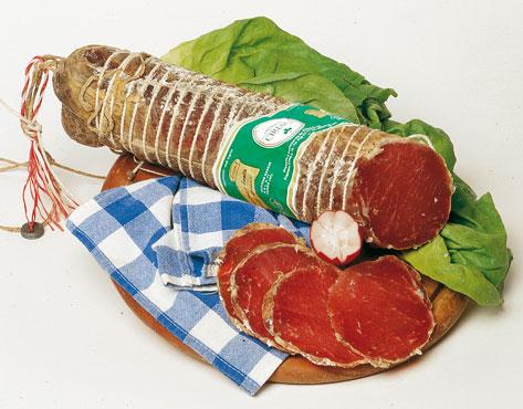 Lonzino stagionato Ciriaci/Corte Marchigiana/Costantini al kg