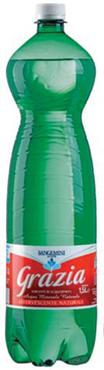 Acqua minerale Grazia effervescente naturale 1,5 l