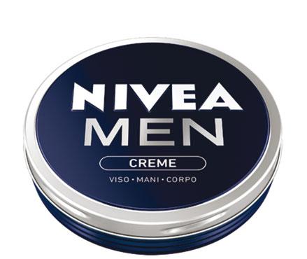 Crema Nivea for men idratante 75 ml