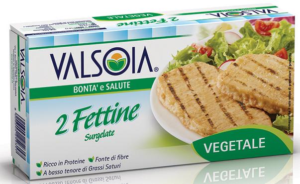 Fettine vegetali Valsoia 2x75 g