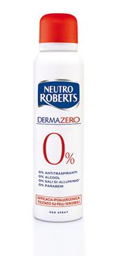 Deodoranti Neutro Roberts vari tipi