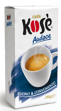 Caffe' Kose' Blu Audace 250 g