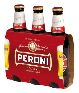 Birra Peroni 3 x 33 cl