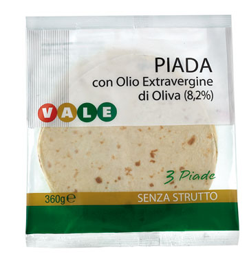 PIADA OLIO EX.V.OLIVA GR360 VALE