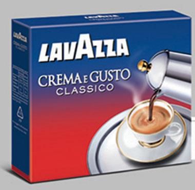 Caffe' Lavazza crema e gusto 2 x 250 g