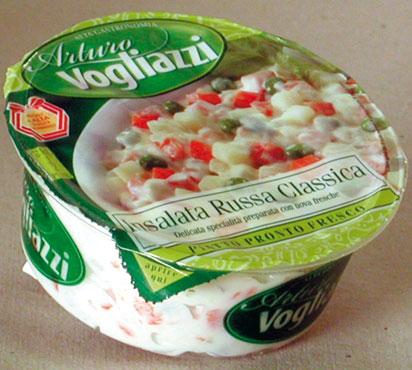 Insalata russa Vogliazzi calice 150 g