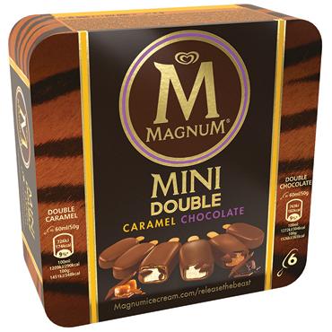 Magnum mini vari gusti Algida X6 300/X8 352 g