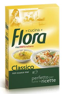 Riso Flora classico 1 kg