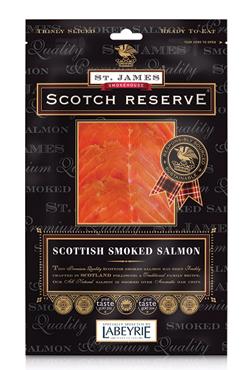 Salmone scozzese affumicato Farne of Scotland 100 g