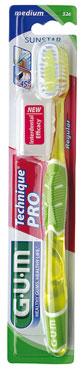 Spazzolino compact medio/soft Gum