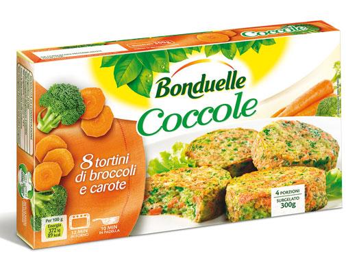 Coccole verdure Bonduelle vari gusti 300 g