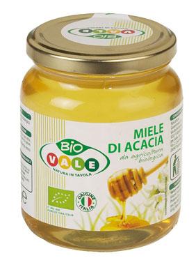 Miele di Acacia Bio Vale 500 g