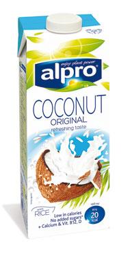 Bevande cocco-riso/mandorla/nocciola Alpro 1 l