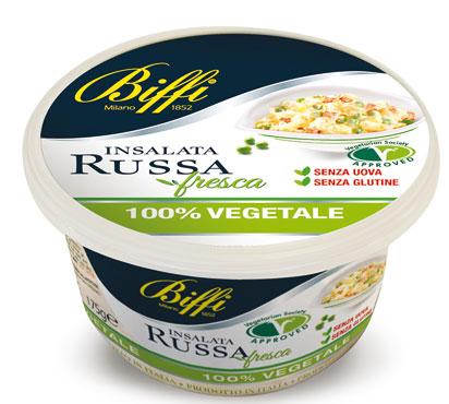 Insalata russa/capricciosa fresca vegetale Biffi 175 g