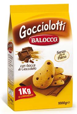 Biscotti Gocciolotti Balocco 1 kg