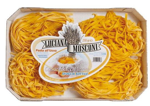 Pasta all'uovo Mosconi vari formati 250 g