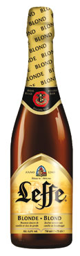 Birra Leffe blonde bottiglia 75 cl