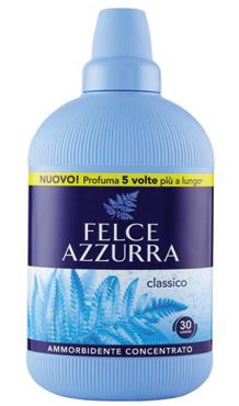 Ammorbidente Concentrato Felce Classico/Lavanda 750 ml