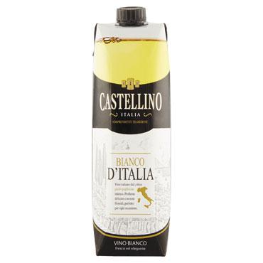 Vino Castellino bianco/rosso b rik 1 l