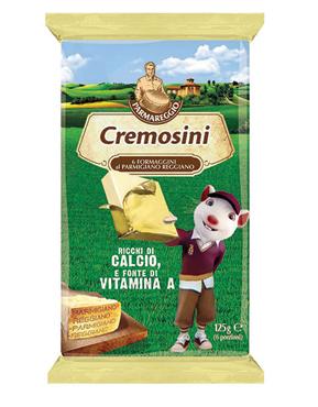 Formaggini Cremosini Parmareggio 125 g