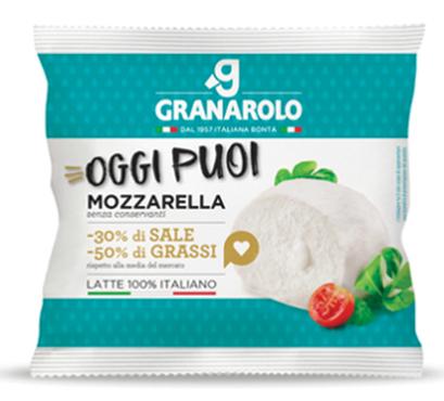 Mozzarella Oggi Puoi Granarolo 125 g