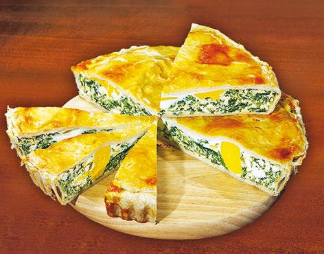 Torta pasqualina Le Delizie Gastronomiche al kg