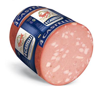 Mortadella Bologna IGP 4 Castelli al kg