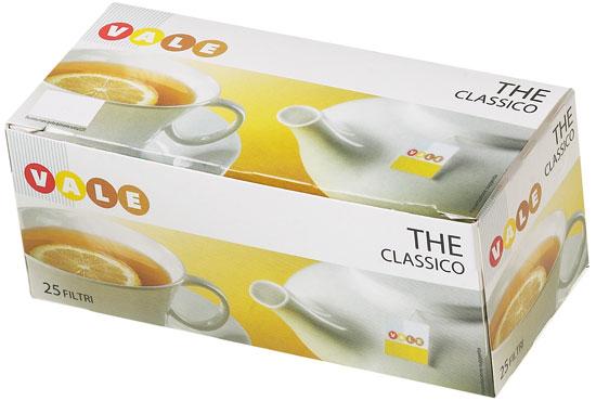 The classico 25 filtri Vale 43,8 g