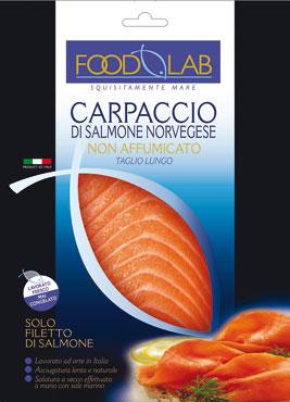 Salmone norvegese affumicato FoodLab 100 g