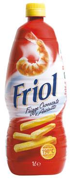 Olio di semi per friggere Friol 1 l