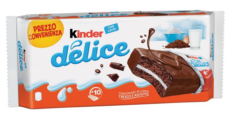 Kinder Delice 390g
