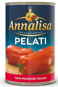 Pomodori pelati Annalisa 400 g