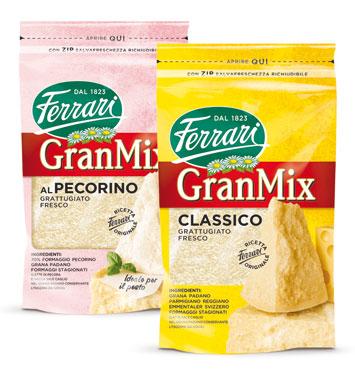 Gran mix pecorino/gran mix classico Ferrari 100 g
