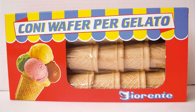 Coni wafer Fiorente x 12 50 g