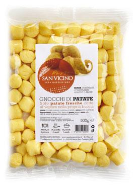 Gnocchi di patate San Vicino 500 g