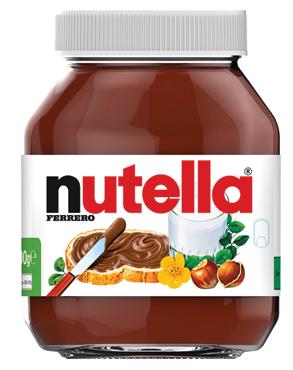 Nutella Ferrero 800 g