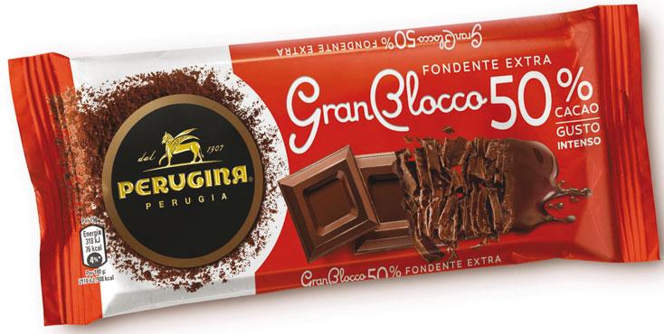 Cioccolata Blocco Perugina vari tipi 150 g