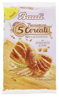 Treccia cinque cereali Bauli 210 g