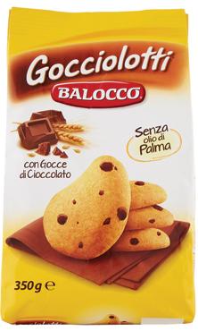 Biscotti Ricchi Balocco vari tipi 350 g