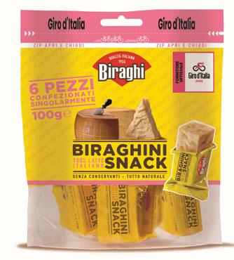 Biraghini snack 100 g