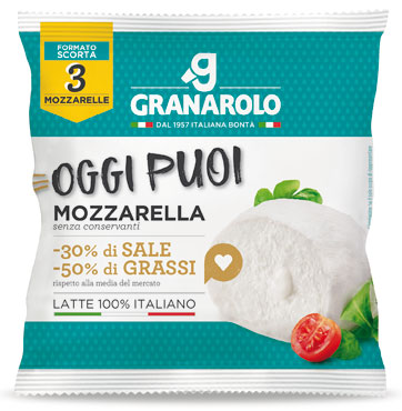 Mozzarella Oggi Puoi Granarolo 300 g