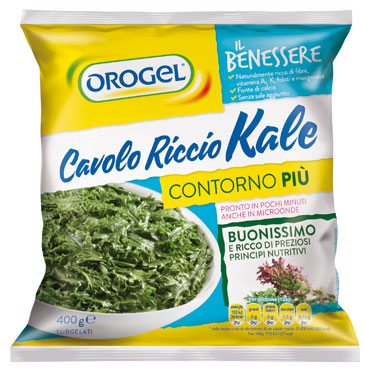 Cavolo riccio Kale Orogel 400 g