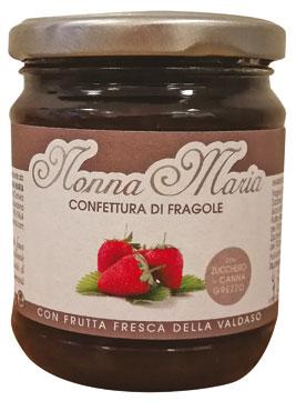 Confetture Nonna Maria vari gusti 220 g