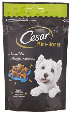Cesar Mini Bones vari gusti 75 g