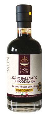Aceto Balsamico Moden IGP Invecchiato sup ml 250