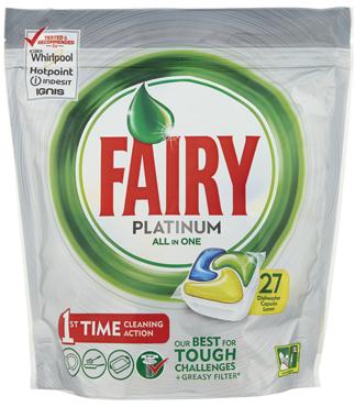 Fairy Platinum Lemon x 27 caps